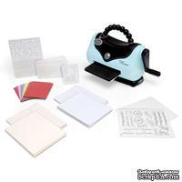 Машинка для тиснения  Texture Boutique Embossing Machine, стартовый набор