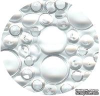 Прозрачные капли The Robin's Nest Dew Drops - Raindrops (дождевые капли), 60 шт