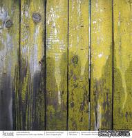 "Лист односторонней скрапбумаги - Старый дуб ""Текстура"", 30,5х30,5 см,190 гр\м2"