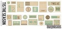 Двусторонний лист с картинками -Tis the season - 2012, 5x30