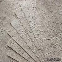 Тутовая бумага, цвет натуральный, светло-бежевый