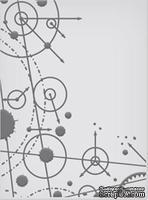 Папка для тиснения  -  Uber (A2) Fine Designs Collection