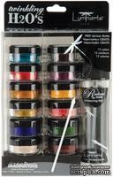 Набор красок от Luminarte - Romance Тwinkling H2O Kit
