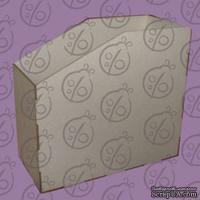 Коробочка для скрапбумаги, 30х30 см, z25