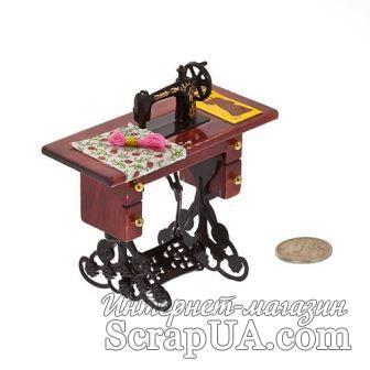 Швейная машинка ножная от Art of Mini - ScrapUA.com