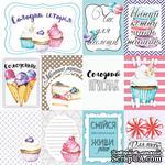Карточки Candy shop (укр.), ТМ Фабрика Декору - ScrapUA.com