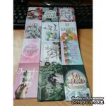 Набор полос с картинками для декорирования Sweets, ТМ Фабрика Декору, 3 штуки - ScrapUA.com