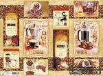 """Декупажная карта """"Кофе"""", размер: 29,5х40 см - ScrapUA.com"""