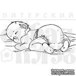 """Акриловый штамп дизайна Елены Виноградовой """"Соня 2"""" - ScrapUA.com"""