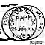 Акриловый штамп ''Двойной штемпель'' - ScrapUA.com