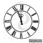 Штамп от Питерского скрапклуба - Часы 3 Мал. - ScrapUA.com
