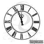 Штамп от Питерского скрапклуба - Часы 3 Бол. - ScrapUA.com