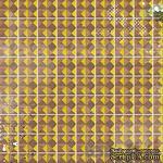 Лист бумаги от Lemon Owl, коллекция - Attic Door, лист  # 09 - Old wardrobe, 401109 - ScrapUA.com