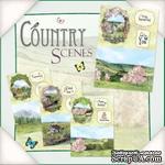 Заготовки для открытки от Flower Soft - Country Scenes - ScrapUA.com