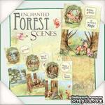 Заготовки для открытки от Flower Soft - Enchanted Forest Scenes - ScrapUA.com