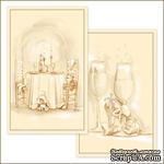 Заготовка для Flower Soft - Стол на двоих, 2 шт. - ScrapUA.com