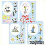 Заготовка для Flower Soft 3D - Fun & Flower, 4 шт. - ScrapUA.com