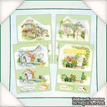 Заготовка для Flower Soft - Деревня, 8 шт. - ScrapUA.com