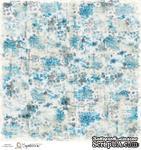 Лист бумаги для скрапбукинга от Magnolia - BLUE AUTUMN - ScrapUA.com