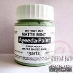 Краска 13arts - Ayeeda Paint - Matte Mint - ScrapUA.com