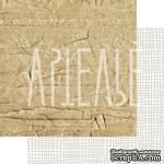 Лист бумаги от Артелье - ФОНОteka - Упакуй меня, если сможешь, 30х30 см - ScrapUA.com