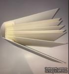Альбом, 20х20 см (пивной картон 1,5 мм), внутрений блок 6 листов 20*20, обложка 20,5*21,0 - ScrapUA.com