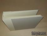 АЛЬБОМ 20*20 дизайнерский картон Tintoretto angora,  300 г/м2 10 листов + обложка - ScrapUA.com