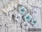 Набор цветов Freetany Flowers – Небесный - ScrapUA.com