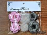 Набор цветов Freetany Flowers – Гламур - ScrapUA.com