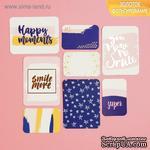 Набор карточек для творчества с фольгированием от АртУзор -  Happy moments, 10 х 10.5 см - ScrapUA.com