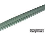 Бумага для квиллинга №32П, перламутровая, цвет: серебро, 3 мм, 100 шт. - ScrapUA.com