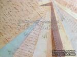 "Набор бумаги Prima - Ledger 12""x12"" Paper Pad, 30x30см, 16 листов - ScrapUA.com"