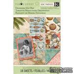 Подложки: Путешествие, 18 листов от K&Company - ScrapUA.com