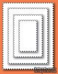 Нож для вырубки от Memory Box -  DIES - Postage Rectangle Layers - ScrapUA.com