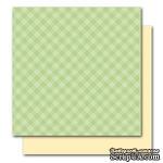 Двусторонний лист картона от American Crafts - Opal, Botanique, 30x30 см, 1 шт. - ScrapUA.com