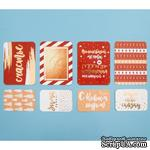 Набор карточек для творчества с фольгированием от АртУзор «Загадай желание», 10 х 10,5 см - ScrapUA.com