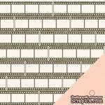 Двусторонний лист картона от American Crafts - Goodfield , 30x30 см, 1 шт. - ScrapUA.com