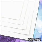 Синтетическая бумага YUPO для алкогольных чернил, 46х32 cм, 234 г/м2, белая, 1 лист - ScrapUA.com