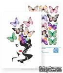 Набор №17 для создания 3D-открытки от Евгения Курдибановская ТМ, 15х20см - ScrapUA.com