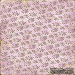 Двусторонний лист бумаги для скрапбукинга от Maja Design - Lejas Cafe - ScrapUA.com