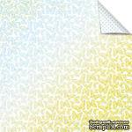 Лист бумаги для скрапбукинга от Lemon Owl - Plans for Today, Explore More, 30x30 - ScrapUA.com