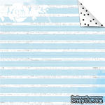 Лист бумаги для скрапбукинга от Lemon Owl - Plans for Today, Go.See.Do, 30x30 - ScrapUA.com