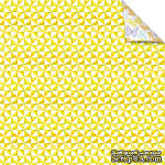 Лист бумаги для скрапбукинга от Lemon Owl - Plans for Today, Bake Something, 30x30 - ScrapUA.com