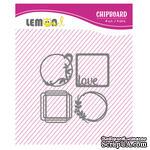 Набор чипборда от Lemon Owl - Plans for Today, Chipboard kit #04 - ScrapUA.com