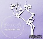 Чипборд от Wycinanka - Рамка из коллекции Вишневый цвет, номер 3 - ScrapUA.com