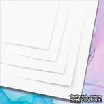 Синтетическая бумага YUPO для алкогольных чернил, 46х32 cм, 115 г/м2, белая, 1 лист - ScrapUA.com