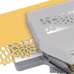 Бордюрный дырокол EK Tools - Diamond Flowers Large Edger Paper Punch - ScrapUA.com