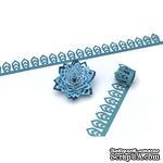 Дырокол-лепестки: Dahlia Dimensional Flower Punch  от EK Tools - ScrapUA.com