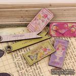 ЦЕНА СНИЖЕНА! Деревянные украшения от компании Prima - Wood Tickets Meadow Lark, 6 шт. - ScrapUA.com