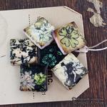 ЦЕНА СНИЖЕНА! Набор украшений-плиток Prima - Art Tiles Nature Garden, 6 шт. - ScrapUA.com